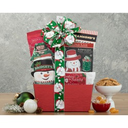 Sweet Winter Collection Gift Basket