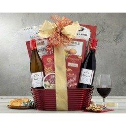 Pinot Noir And Chardonnay Seasonal Duet