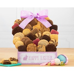Easter Deluxe Cookie and Brownie Collection