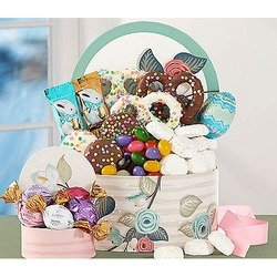Easter baskets low prices same day delivery easter chocolate and sweets collection negle Gallery