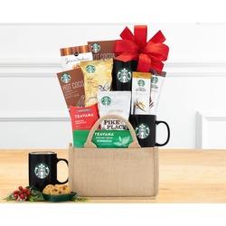 Starbucks Coffee and Teavana Tea Collection