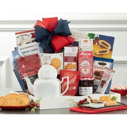 Christmas Tea And Breakfast Collection