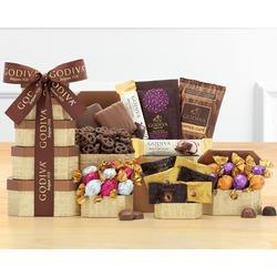 Godiva Chocolate Gift Tower