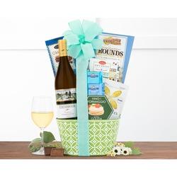 Edenbrook Vineyards Chardonnay Wine Gift Basket