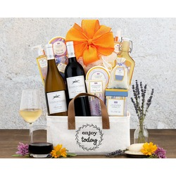 Hobson Estate Vanilla Cranberry Spa Collection
