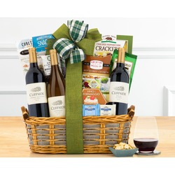 Edenbrook Vineyards Trio Wine Basket