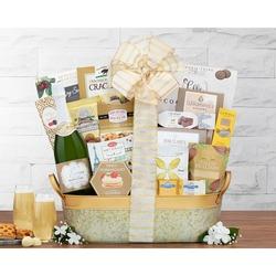 Kiarna Sparkling Rose Gift Basket