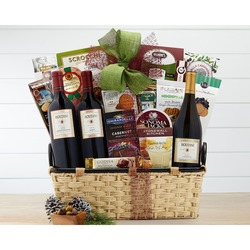 Houdini Napa Valley Trio Wine Basket