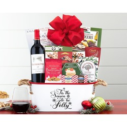 Blakemore Winery Cabernet Season's Greetings