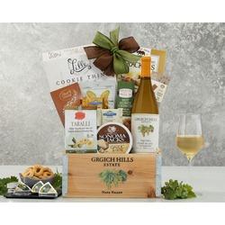 Grgich Hills Fume Blanc Wine Gift Basket