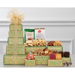Godiva Truffles, Nuts And More Gift Tower