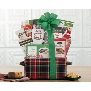 Coffee, Tea & Cocoa Holiday Tote