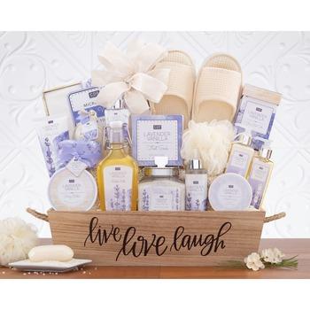 Lavender Vanilla Spa Experience