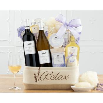 Hobson Estate Lavender Vanilla Spa Gift