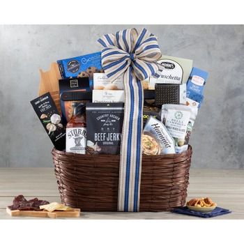 Hot Off the Grill Gift Basket