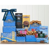 Ghirardelli Tower for Dark Chocolate Lovers