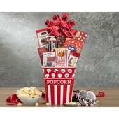 Movie Night Popcorn and Candy Collection