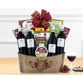 Steeplechase Vineyards Red Wine Quartet
