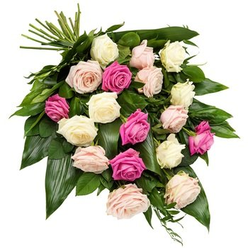 Sheaf with Roses