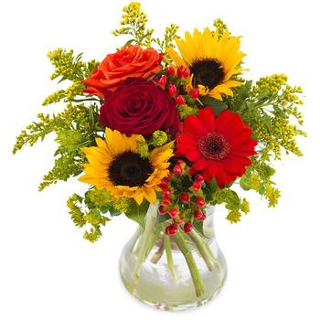 Sunflower Dream (Vase not included)