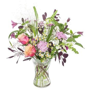Lovely field bouquet (Vase not included)