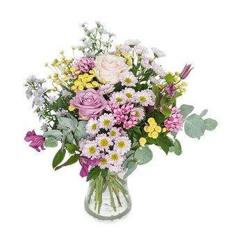 Florist's summer bouquet (Vase not included)