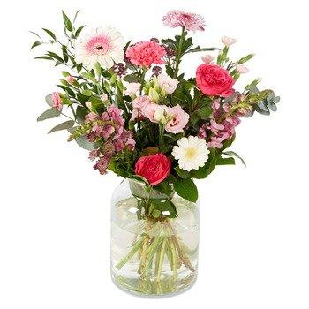 Raspberry Ripple (Vase not included)