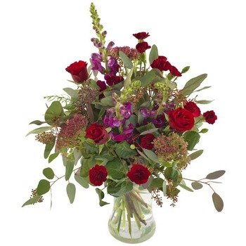 Bouquet Spectacular (Vase not included)