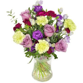 Happy birthday bouquet (Vase not included)