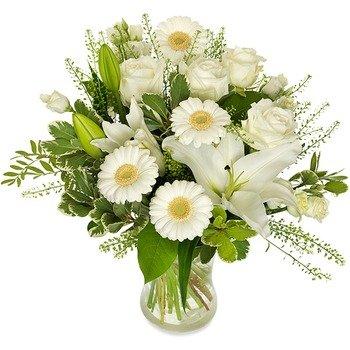 White elegance (Vase not included)