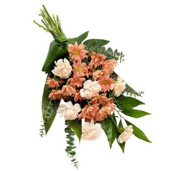 Soft Funeral Bouquet