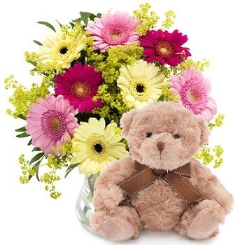 Bear hug (Vase not included)