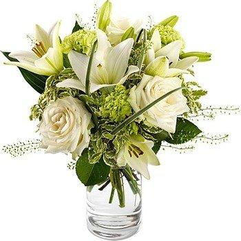 Enchanting White (Vase not Included)