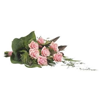 Pink Funeral Bouquet