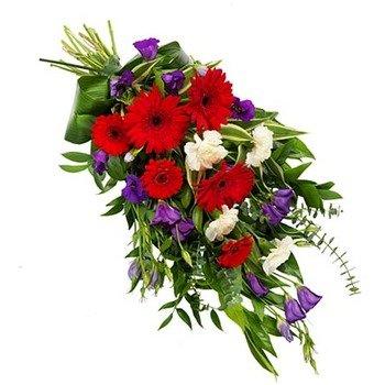 Mixed Funeral Bouquet