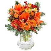 Warm Winter Feelings (Vase not Included)