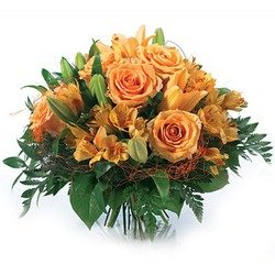 """Sunset"" Bouquet"