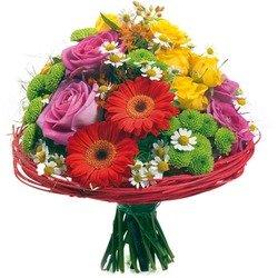 Bouquet of Fabulous Colors