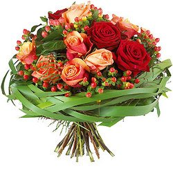 """""""I Love You!"""" Bouquet"""
