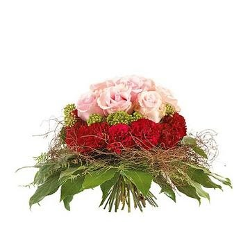 """""""Two Hearts"""" Bouquet"""
