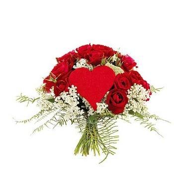 """""""Heart"""" Bouquet"""