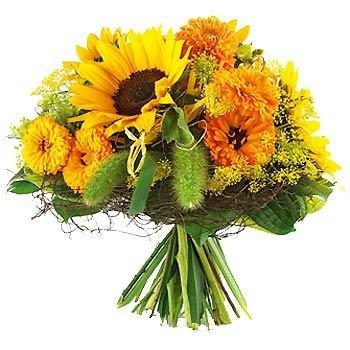 Sunny Grassland Bouquet
