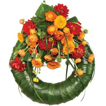 Ornamental Wreath