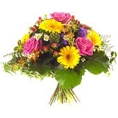 """Colores of Rainbow"" Bouquet"