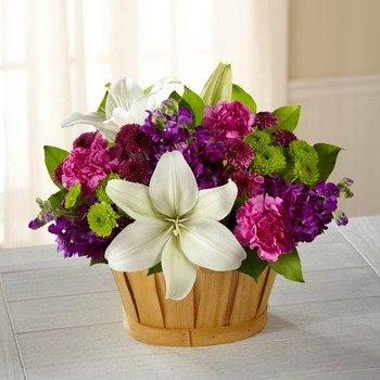 Fresh Focus Bouquet