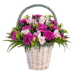A basket full of love