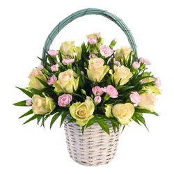 A celebration basket