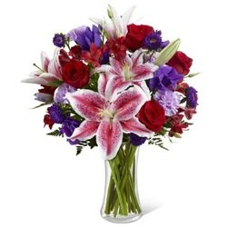 Stunning Beauty Bouquet (Vase Not Included)