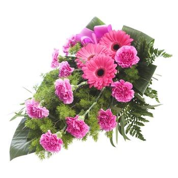 Gentle love- funeral Bouquet
