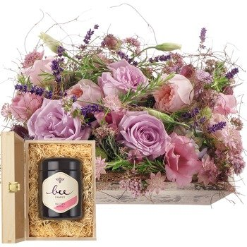 Fragrant Poetry with Swiss blossom honey